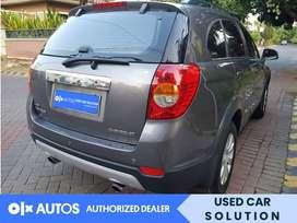 [OLX Autos] DP 58JT Captiva 2.0 AT 2013 Grey #Used Car Solution