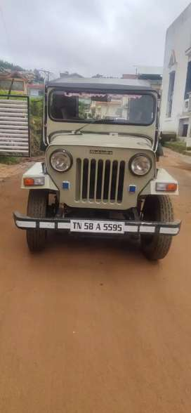 Mahindra Jeep 1993 Diesel Well Maintained,all new tyre, new battery