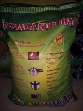 Ponni rice.25 kg thanga gopuram 1300 rice samples avalable