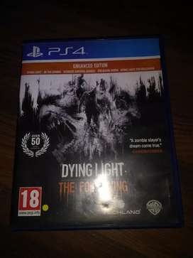 Dying light the following enhanced version