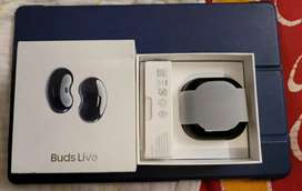 Samsung Buds Live earphones in brand new condition