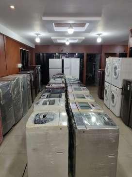 Combo offers 12000 machine 6000 fridge 6000 double door 7500
