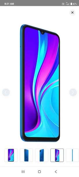 New phone ha bus 1 month purana
