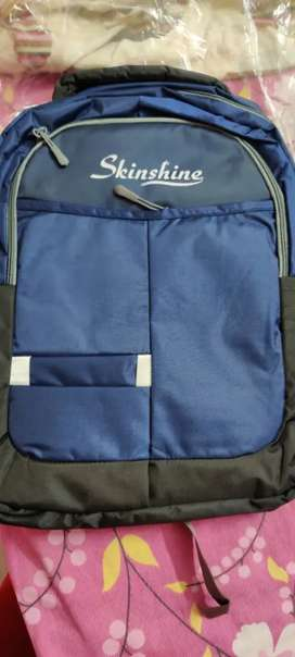 Laptop or school or tution bag