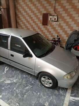 I want to sale My Suzuki Cultus.New Tyre Rim,High Sound System