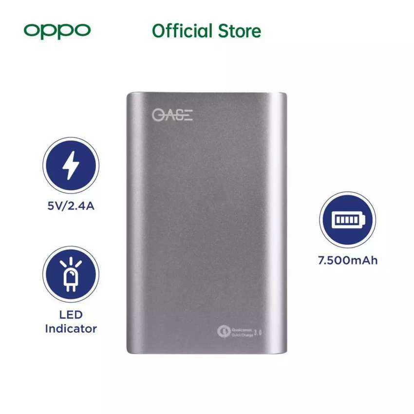 Powerbank OASE 3.0 Quick Charge 7.000 mAh 0