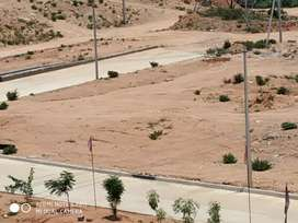 Hmda approved open flats Warangal Highway facing at bhongiri