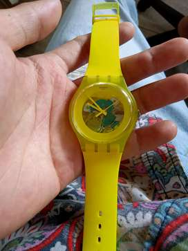 Jam tangan Swatch Swis ori
