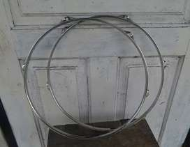 Ring snare drum 14