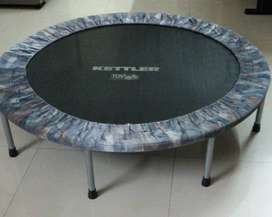 Trampoline for kids & adults. TUV brand 1 yr old imported