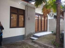 Sale Rumah Kediri dekat SMP