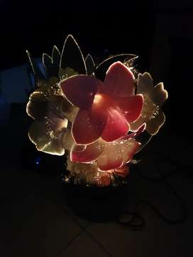 Lampu hias senar bunga