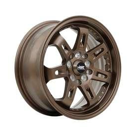 velg racing hsr Ring-15x65-H10x100-1143-ET40-Semi-Matte-Bronze1