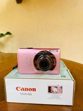 Kamera Canon LXUS 105 PINK Edition