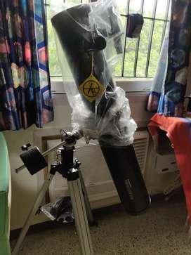 Telescope Powerseeker 114EQ