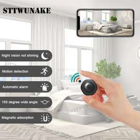 Wifi Mini Spy Live Video recording HD Camera Watch Live on Mobile Avai