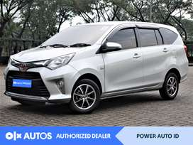 [OLXAutos] Toyota Cayla 2019 G 1.2 Bensin A/T Silver #Power Auto ID