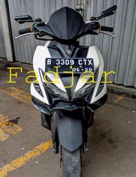Yamaha aerox 155 R 2018