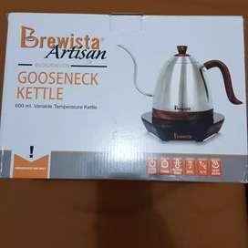 Kettle Elektrik Brewista Gooseneck ( paket alat seduh kopi )