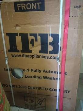 Brand new packed ifb washing machine.