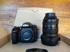 Nikon 24-120 lens