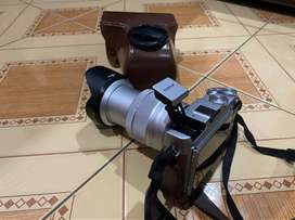Mirroless Fujifilm XA3 Kit 16-50mm