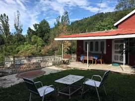 In heart of murree fully furnished cottage rooms for rent