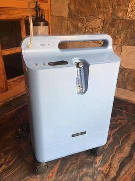 Philips Oxygen concentrator 5 ltr. ₹ 30000.