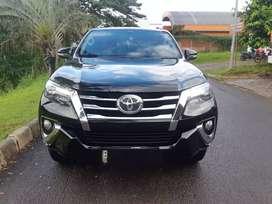 2019 Toyota Fortuner VRZ 2.4 Autometic Diesel