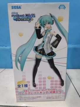 Hatsune Miku Project Diva Sega Original BIB