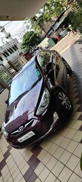 Hyundai Verna 2011-2014 1.6 SX VTVT, 2013, Petrol