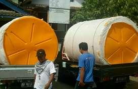 Toreb tandon 3000 liter gydang tandon 5000 bahan plastik tebal HDPE
