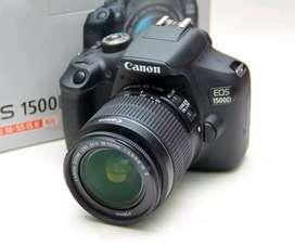 Kredit Kamera Canon Eos 1500D Kit Proses 3 Menit Cair