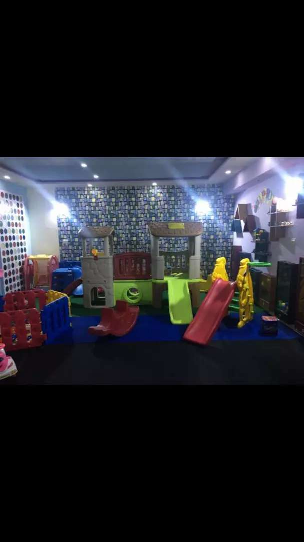 Kids day care center fully equipped fully furnished ideal location 0