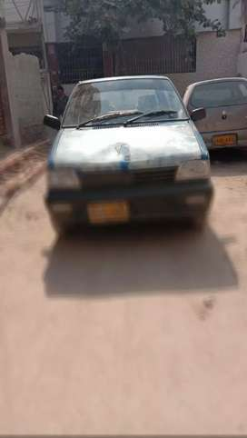 Mehran 1997 in good condition family use first owner Car North Karachi