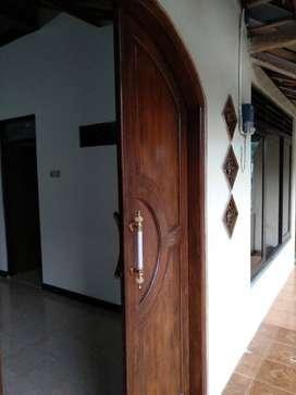 Disewakan Rumah Selatan Masjid Wotgaleh Berbah(KODE DR.213)