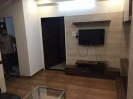 3 BHK fully furnished flat for rent at c-scheme Jaipur