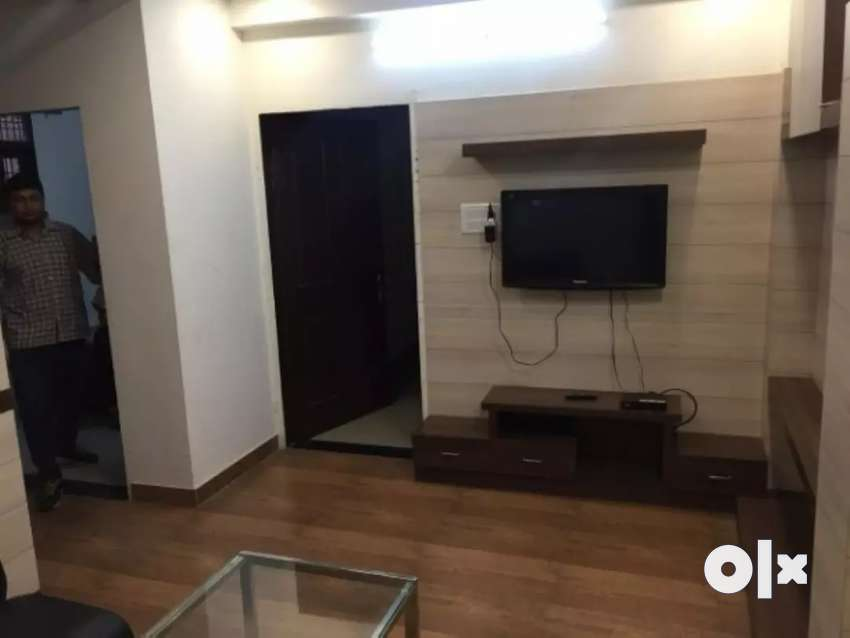 3 BHK fully furnished flat for rent at c-scheme Jaipur 0
