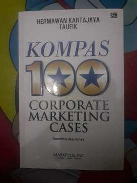 Buku 100 CORPORATE MARKETING CASES