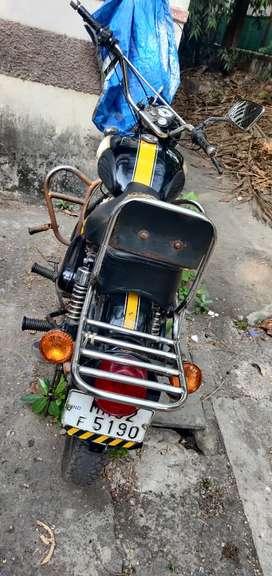 Cast Iron bullet 350cc for sale