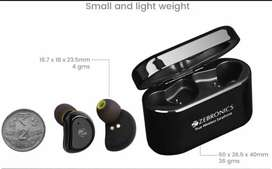Zebronics Wireless Earphone with Bluetooth, Call Funssistant