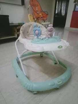 Baby walker 6 months old