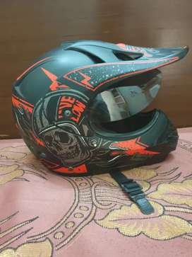 Ozone offroading helmet