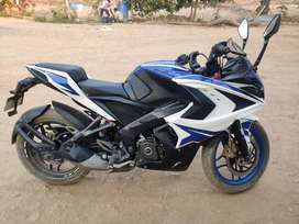 I want to sell my pulsar rs 200 abs 14300 km
