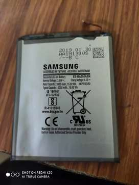 New Samsung galaxy a30 battery