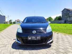 NISSAN GRAND LIVINA XV A/T 2012 BLACK