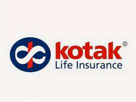 Work with Kotak life insurance