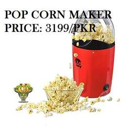 Pop Corn Maker months later and teamed up with the Ringling Bros.