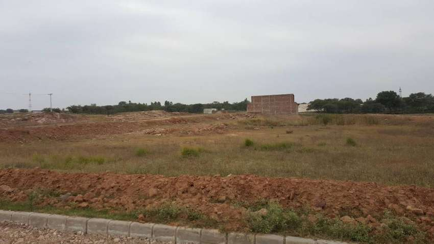 7 Marla plot file for sale in Capital Smart City Islamabad.