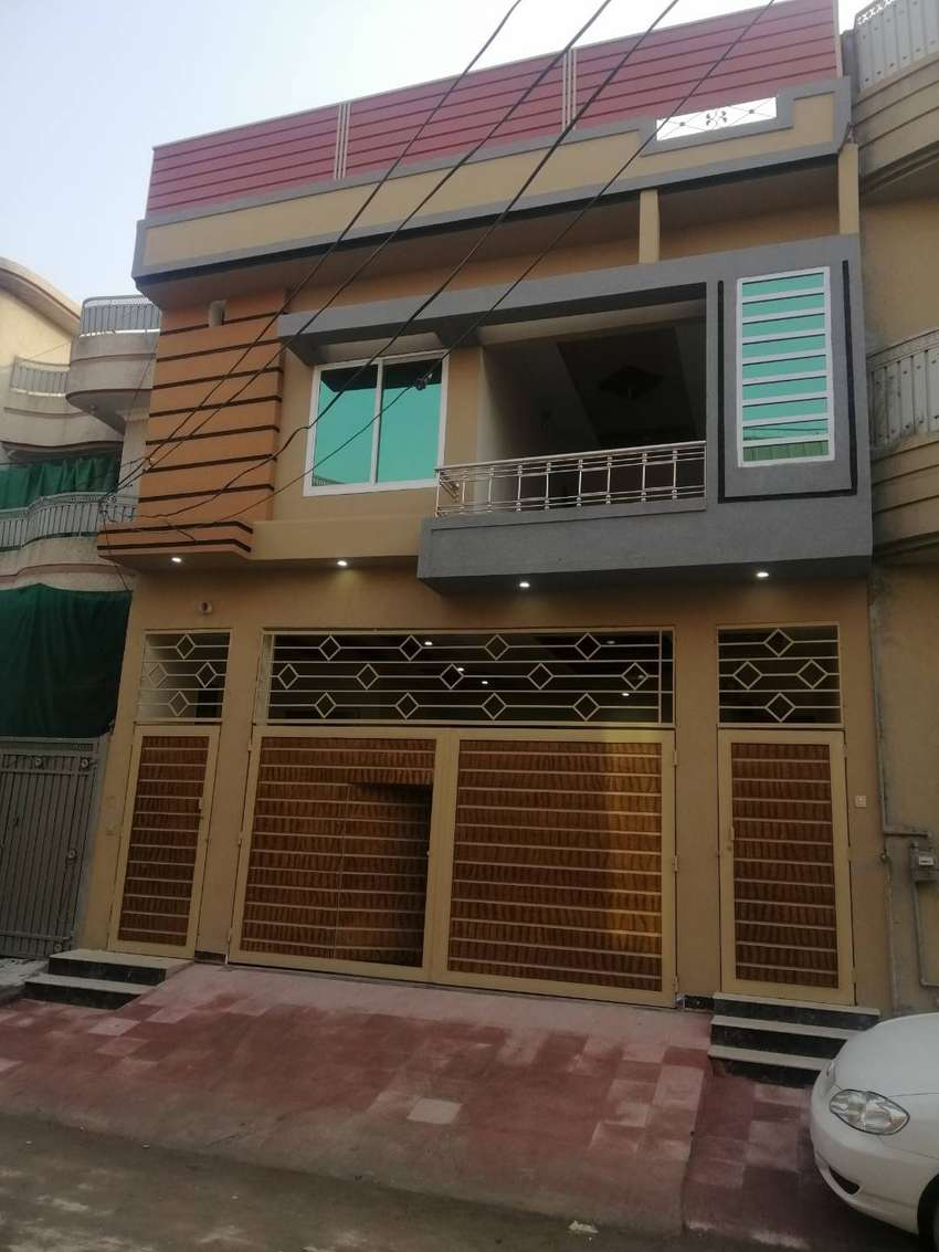 Brand new house for sale in hayatabad 0